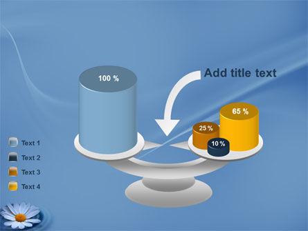 Daisy Wheel PowerPoint Template Slide 10