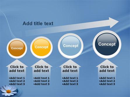Daisy Wheel PowerPoint Template Slide 13