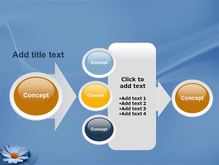 Daisy Wheel PowerPoint Template Slide 17
