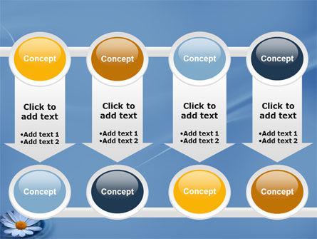 Daisy Wheel PowerPoint Template Slide 18
