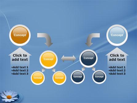 Daisy Wheel PowerPoint Template Slide 19