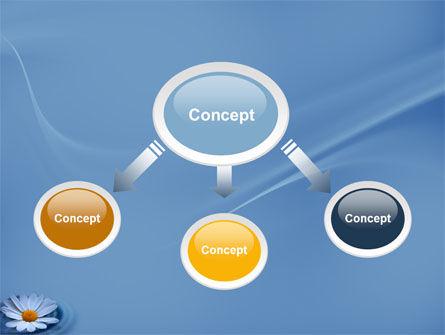 Daisy Wheel PowerPoint Template, Slide 4, 03519, Nature & Environment — PoweredTemplate.com