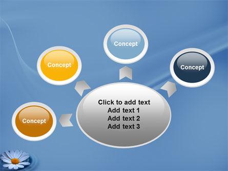 Daisy Wheel PowerPoint Template Slide 7