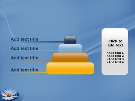 Daisy Wheel PowerPoint Template Slide 8