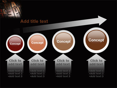 Typefaces PowerPoint Template Slide 13