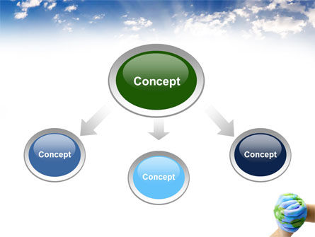 Mother Earth PowerPoint Template Slide 4