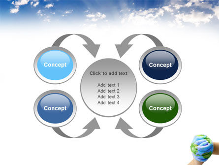 Mother Earth PowerPoint Template Slide 6