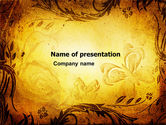 Abstract/Textures: Fairy Tale PowerPoint Template #03523