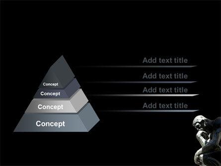 Thinker PowerPoint Template Slide 12