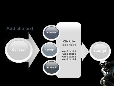 Thinker PowerPoint Template Slide 17