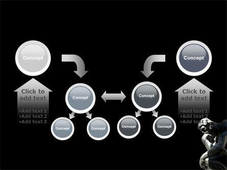 Thinker PowerPoint Template Slide 19