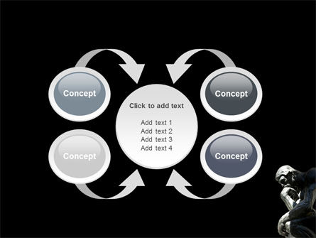 Thinker PowerPoint Template Slide 6