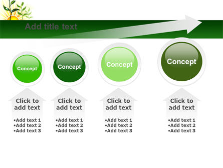 Growing PowerPoint Template Slide 13