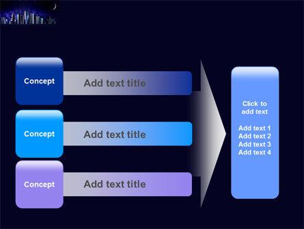 Night City PowerPoint Template Slide 12