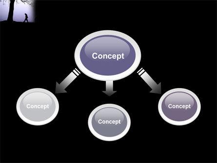 Evening PowerPoint Template, Slide 4, 03536, Religious/Spiritual — PoweredTemplate.com