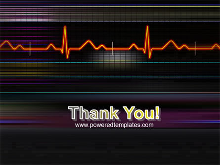 Electrocardiography PowerPoint Template Slide 20