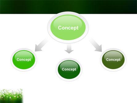 Wildflowers Field PowerPoint Template, Slide 4, 03540, Nature & Environment — PoweredTemplate.com