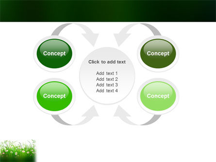 Wildflowers Field PowerPoint Template Slide 6