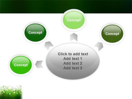 Wildflowers Field PowerPoint Template Slide 7