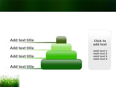 Wildflowers Field PowerPoint Template Slide 8