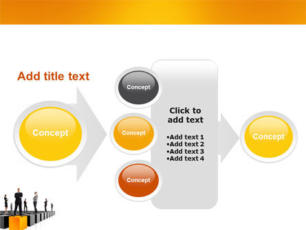 Leadership Training Progress PowerPoint Template Slide 17