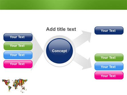 World Diversity PowerPoint Template Slide 14