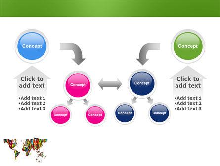 World Diversity PowerPoint Template Slide 19