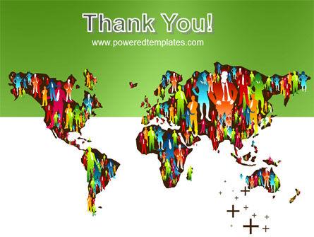 World Diversity PowerPoint Template Slide 20