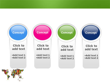 World Diversity PowerPoint Template Slide 5