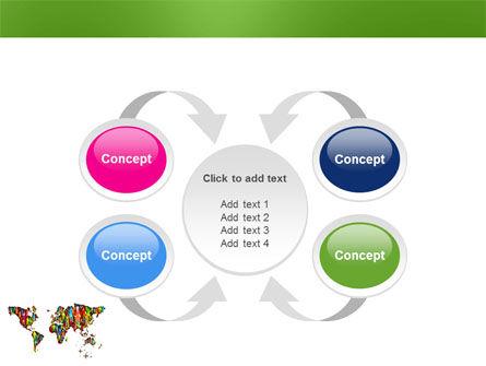 World Diversity PowerPoint Template Slide 6