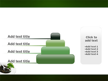 Green Tea Ceremony PowerPoint Template Slide 8