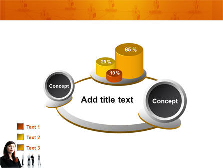 Networking PowerPoint Template Slide 16