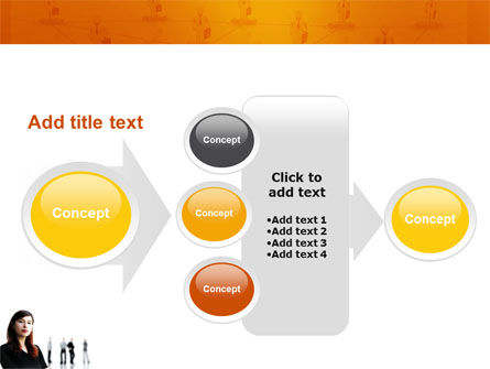 Networking PowerPoint Template Slide 17