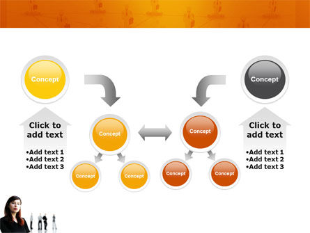 Networking PowerPoint Template Slide 19