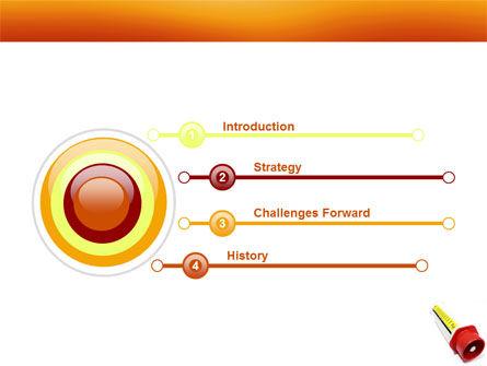 Flow Meter PowerPoint Template, Slide 3, 03558, Medical — PoweredTemplate.com