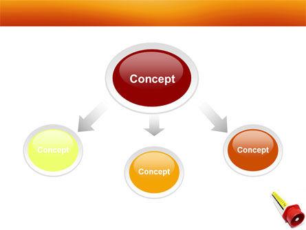 Flow Meter PowerPoint Template, Slide 4, 03558, Medical — PoweredTemplate.com