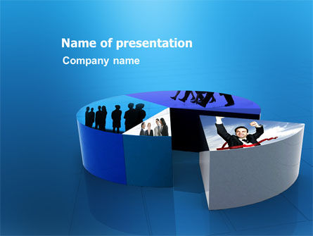 Business Evaluation PowerPoint Template, 03560, Business — PoweredTemplate.com