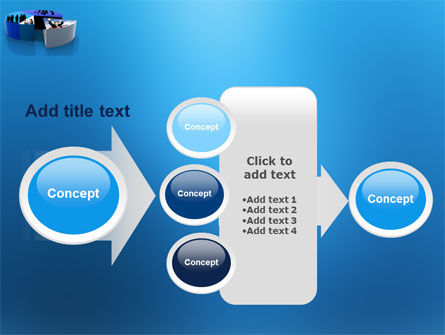 Business Evaluation PowerPoint Template Slide 17
