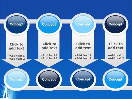 Creativity In Blue PowerPoint Template Slide 18