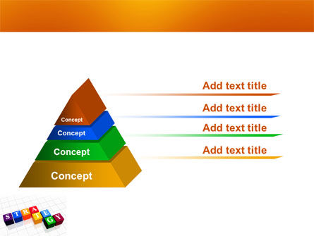 Strategy PowerPoint Template Slide 12