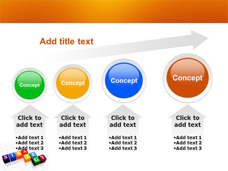 Strategy PowerPoint Template Slide 13