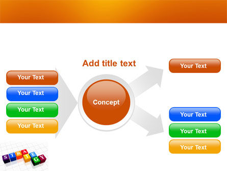 Strategy PowerPoint Template Slide 14
