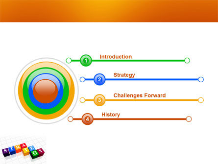 Strategy PowerPoint Template Slide 3