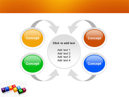 Strategy PowerPoint Template Slide 6
