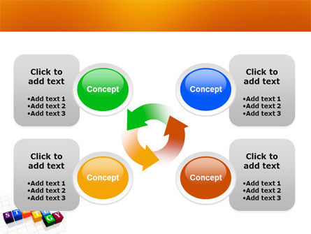 Strategy PowerPoint Template Slide 9