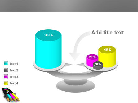 CMYK Colors PowerPoint Template Slide 10