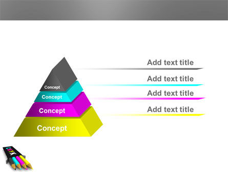 CMYK Colors PowerPoint Template Slide 12