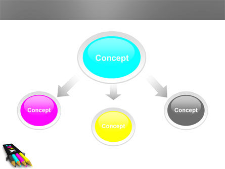 CMYK Colors PowerPoint Template Slide 4