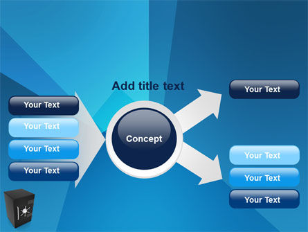 Safe PowerPoint Template Slide 14