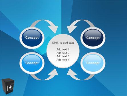 Safe PowerPoint Template Slide 6